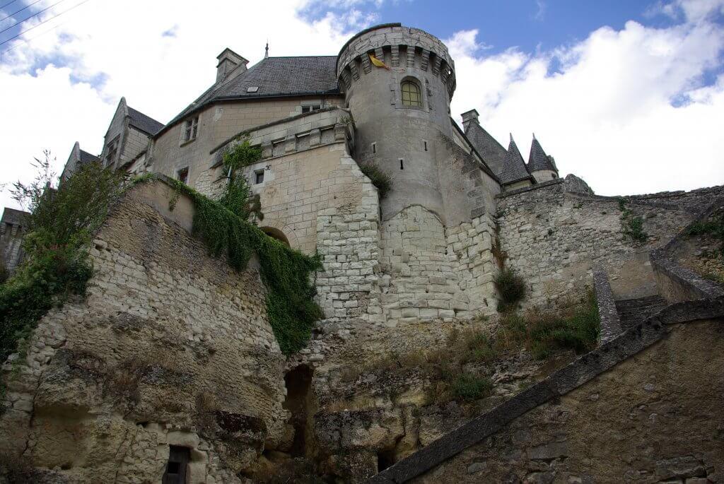 Panorama sur le Château Palluau Frontenac